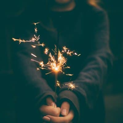 Share Your Spark and Light Up the World