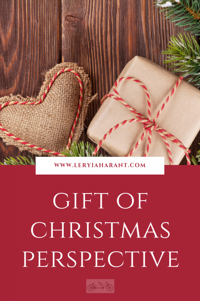 Christmas gifts of gratitude and presence show true Christmas meaning