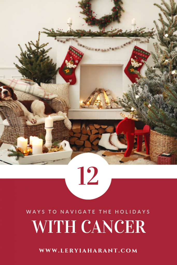 Surviving the holidays in your home