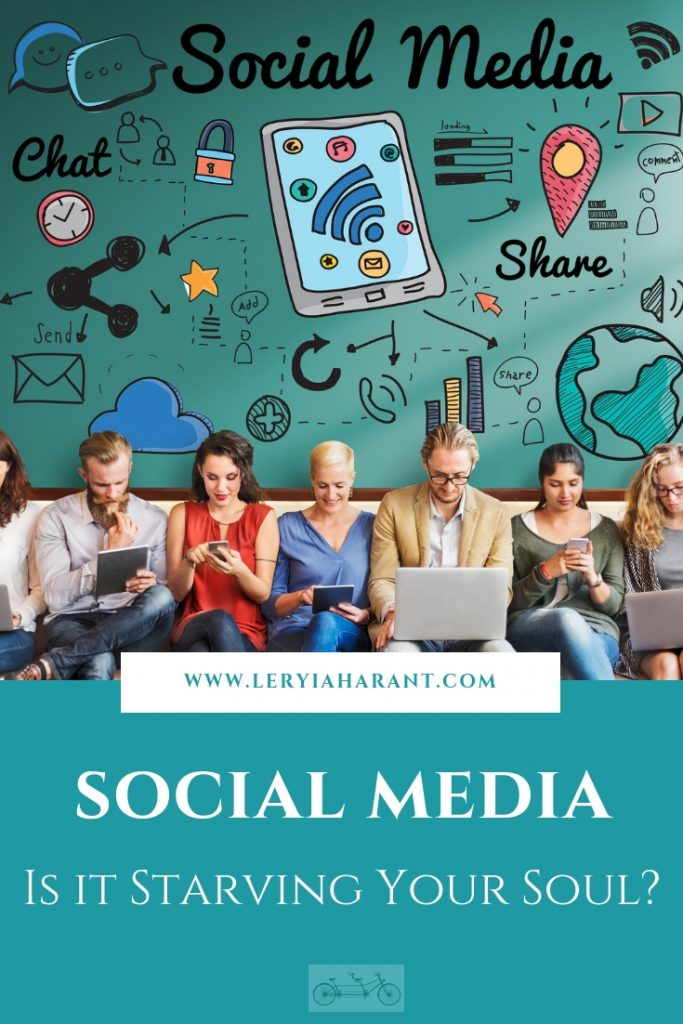 people sitting together using social media on electronic devices