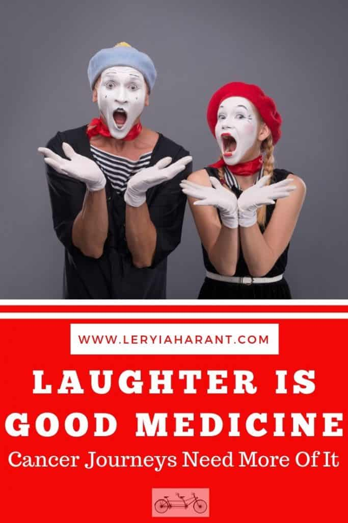 laughing mimes
