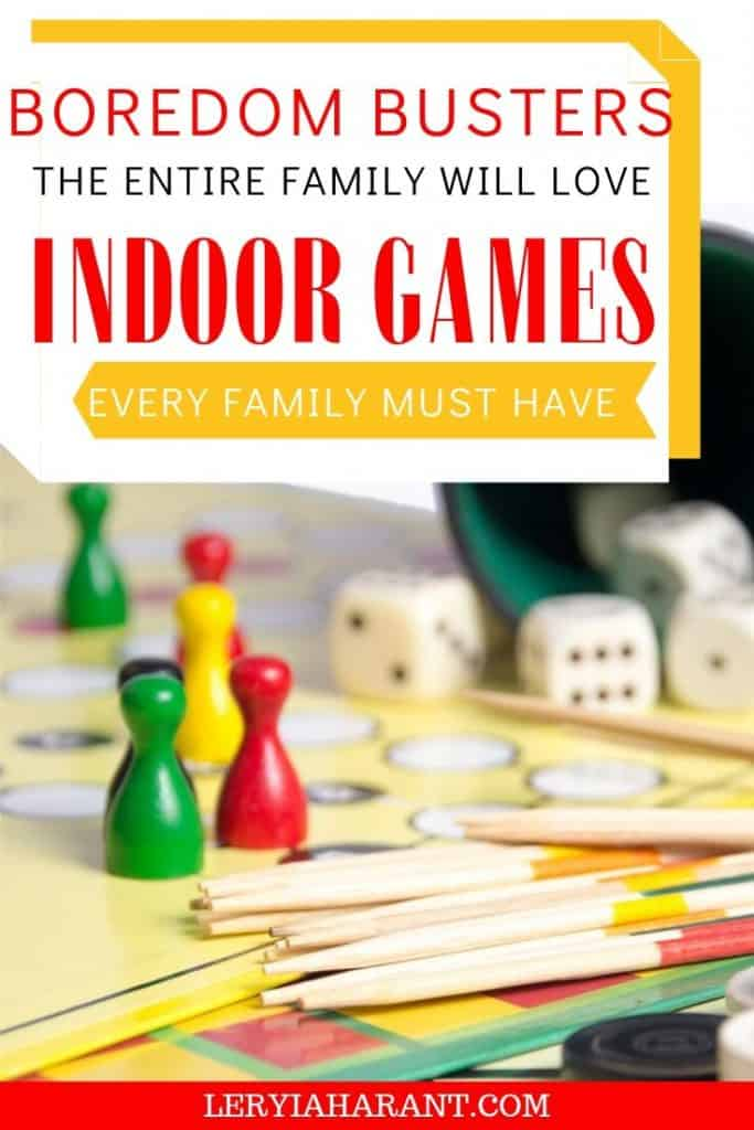 fun games to play inside