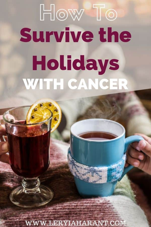 Surviving the holidays at home sipping drinks by the fire