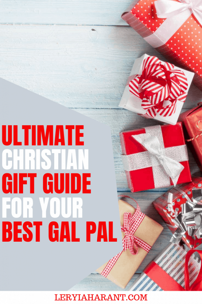 red and white gift boxes for christian women