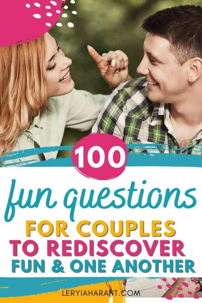 questions to ask your spouse on a married couple date night